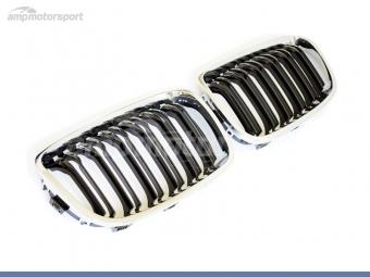 PARRILLA DELANTERA LOOK M1 PARA BMW SERIE 1 F20 / F21 2011-2015