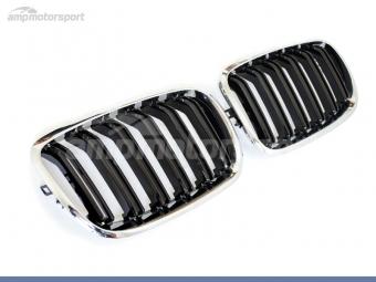 PARRILLA DELANTERA LOOK M PARA BMW X5 (E70) / X6 (E71) 2007-2014