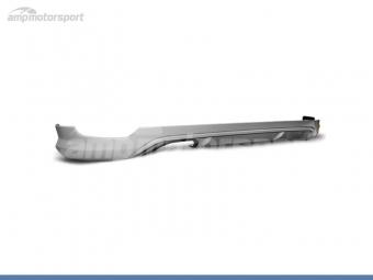 DIFUSOR TRASEIRO VW GOLF 6 LOOK GTI