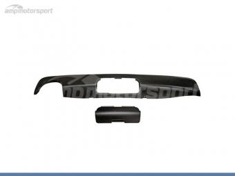 DIFUSOR TRASERO BMW E39 LOOK M PARA GANCHO