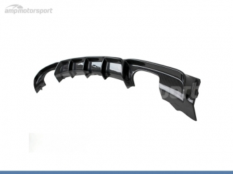 DIFUSOR TRASEIRO BMW SERIE 3 F30 LOOK M-PERFORMANCE CARBONO