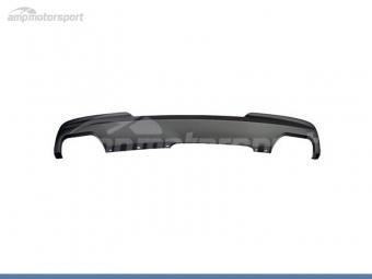 DIFUSOR TRASEIRO BMW SERIE 5 F10 / F11 LOOK M
