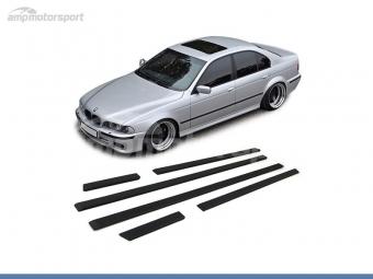 MOLDURAS DE PUERTAS PARA BMW SERIE 5 E39 BERLINA LOOK M