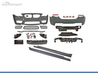 KIT DE CARROCERIA PARA BMW SERIE 5 F10 LOOK M5