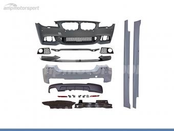 KIT DE CARROCERIA PARA BMW SERIE 5 F10 LOOK M-PERFORMANCE