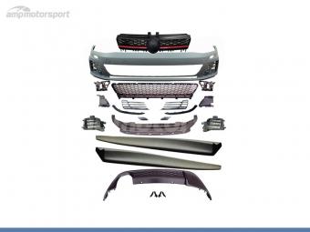 KIT DE CARROÇARIA PARA VW GOLF MK7 LOOK GTI