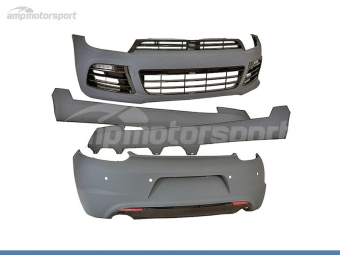 KIT DE CARROÇARIA PARA VW SCIROCCO LOOK R