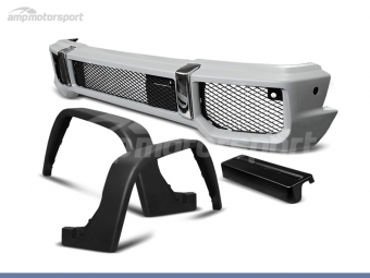 KIT DE CARROCERIA PARA MERCEDES CLASE G W463 LOOK AMG