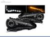 FAROIS DIANTEIROS LUZ DIURNA LED REAL DRL PARA TOYOTA GT86
