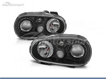 FAROS DELANTEROS LOOK R32 PARA VOLKSWAGEN GOLF MK4