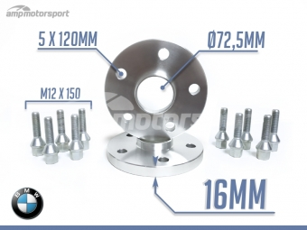 SEPARADORES DE 16MM PARA BMW Z3 Y Z4