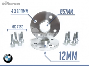 SEPARADORES DE 12MM PARA BMW E30 M3