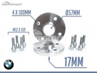 ESPAÇADORES DE 17MM PARA BMW E30 M3