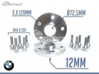 ESPAÇADORES DE 12MM PARA BMW X5